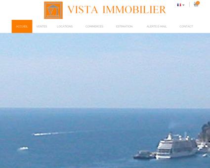 Vista Immobilier - Roquebrune Cap martin
