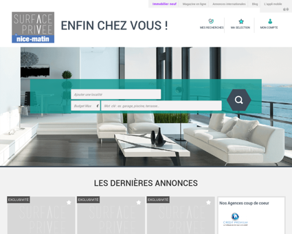 Surfaceprivee By Nice Matin Immobilier : les...