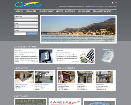 Immobilier Menton et Roquebrune Cap...