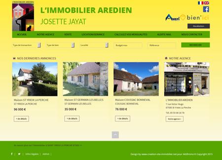 Immobilier Saint Yrieix La Perche agence...