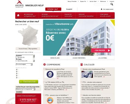 Akerys Promotion - Immobilier Neuf