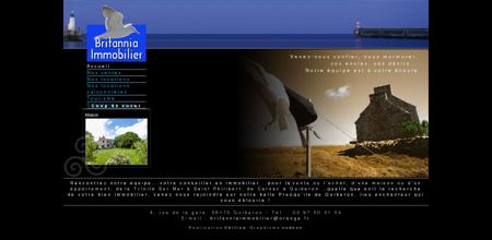 Britannia Immobilier Quiberon Carnac Trinité...