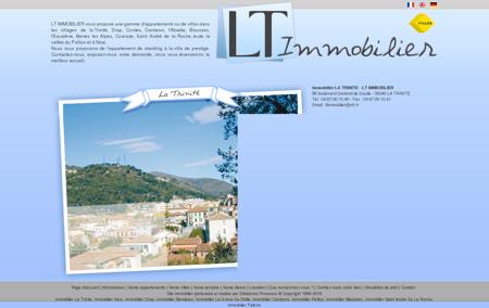 Immobilier La Trinite - LT IMMOBILIER à La...
