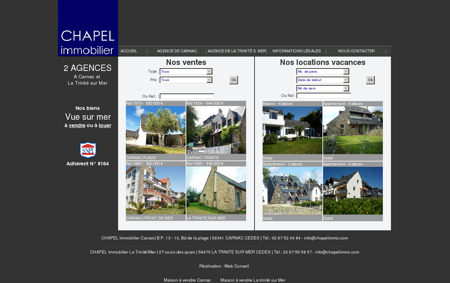 location carnac, vente carnac, immobilier...