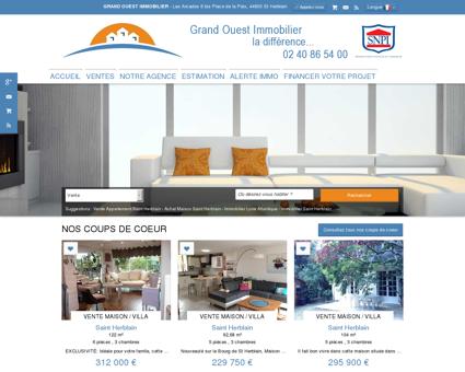 Immobilier Saint Herblain, Nantes   Grand...