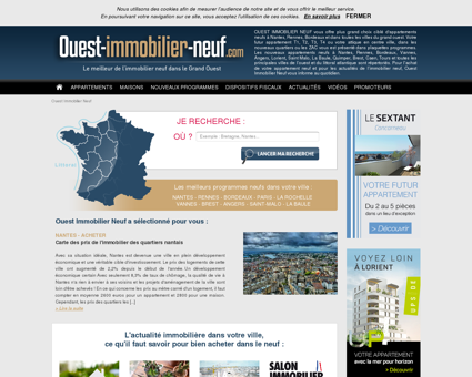 Immobilier neuf, programme neuf et achat...