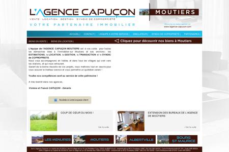 L'Agence Capuçon - VENTE LOCATION SYNDIC...