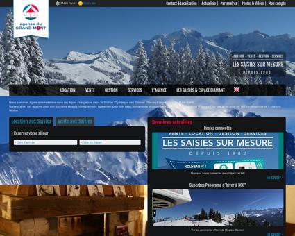 Agence du Grand Mont, Immobilier, Les...