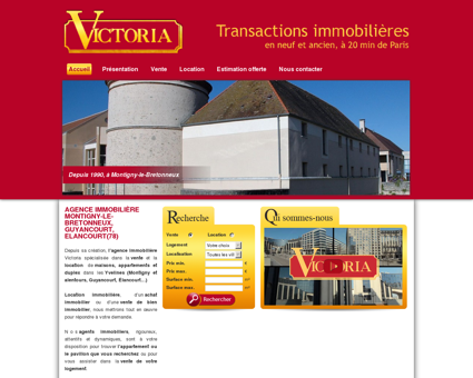 agence immobilière Yvelines, immobilier (...