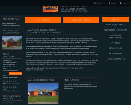 Immobilier d'entreprise en Ile-de-France