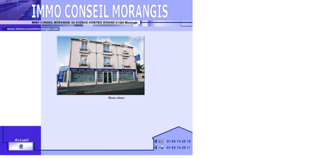 Immobilier Morangis Chilly Mazarin agence...