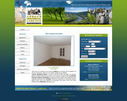 Agence Montignac Lascaux - Immobilier...