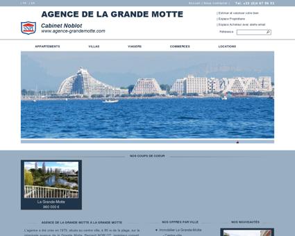 Immobilier La Grande Motte   Agence de La...