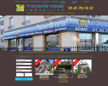 Franceville Habitat - Agence immobilière située...