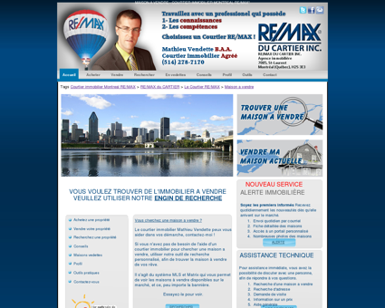 Courtier immobilier Montreal remax MLS...
