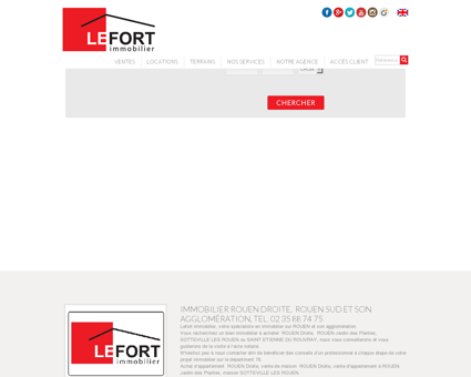 Lefort Immobilier agence immobiliere...