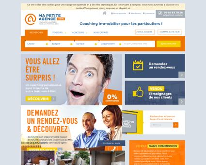 MaPetiteAgence.com   Coaching immobilier
