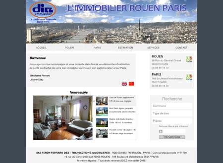 Diez Immobilier Rouen Paris