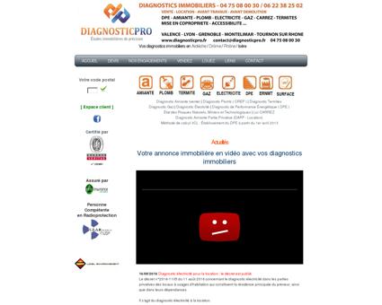 DiagnosticPro : Diagnostics immobiliers en...