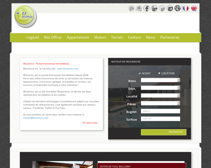WIZZIMMO | Portail de biens immobiliers en...