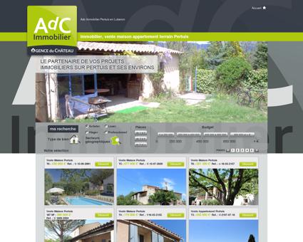 Immobilier Luberon - Vente Maison, Bastide et...