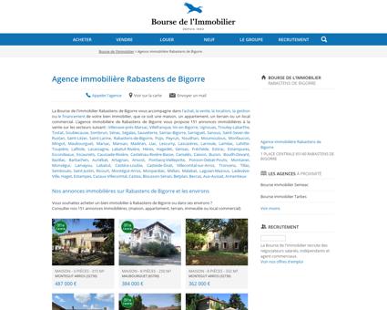 Agence immobilière Rabastens de Bigorre -...