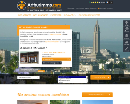 Expert Immobilier Arthurimmo.com : LE JUSTE...