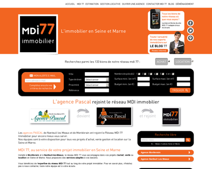 MDI 77, au service de votre projet immobilier...