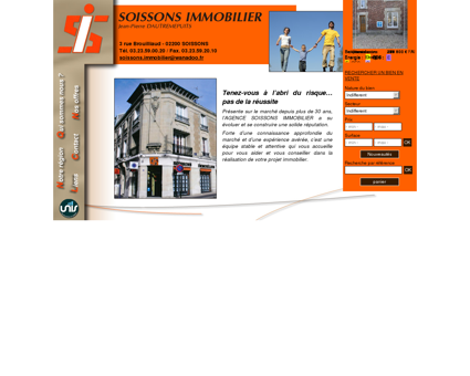 Immobilier Soissons  Agence immobilière...