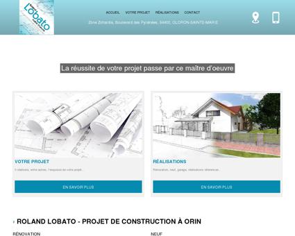 Projet immobilier, conception travaux ...