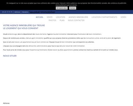 Sauzéat Immobilier, agence immobilière à...