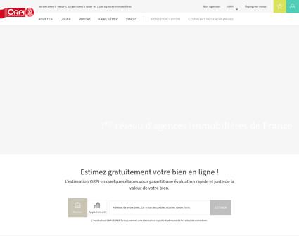 Agence immobilière Outreau : Agence Porte...