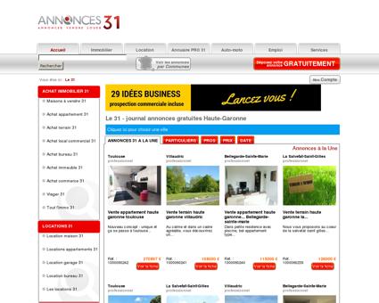 Le 31 # Annonces gratuites # Toulouse &...