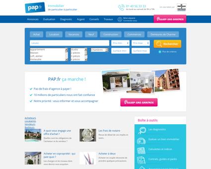 IMMOBILIER - Annonces immobilières | De...