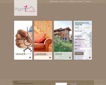 Thyon-Immobilier | Location, gérance, vente d ...