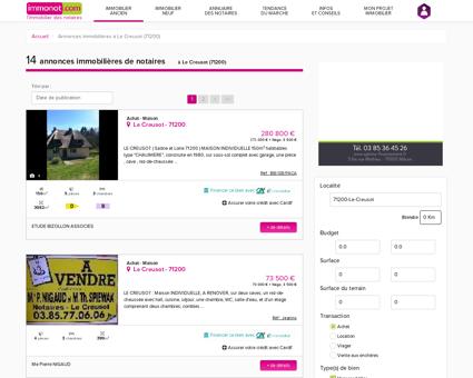 Achat Maison Le Creusot (71200) | Vente...
