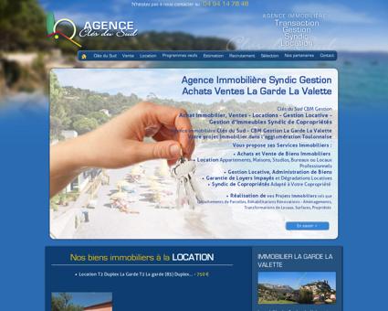 Immobilier La Garde Toulon, Agence...