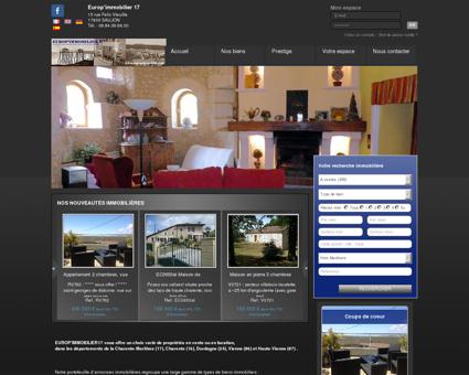 immobilier Villebois-Lavalette, Chalais,...