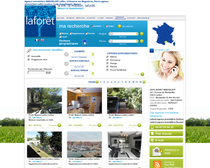Immobilier Lattes - immobilier Perols, Palavas...