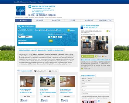 Laforêt Immobilier Chevreuse et Gif sur Yvette ...