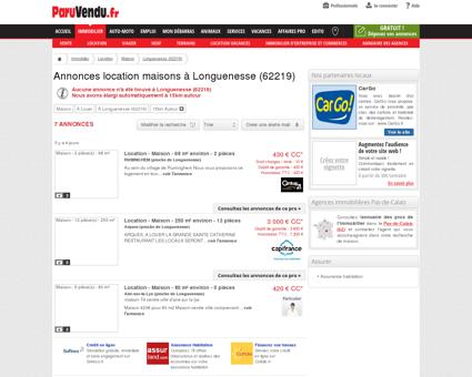 Location maison à Longuenesse (62219) :...