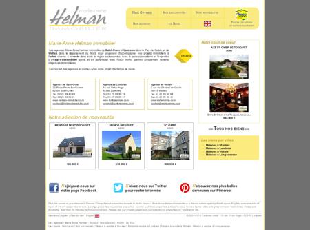 Les Agences Marie-Anne Helman Immobilier