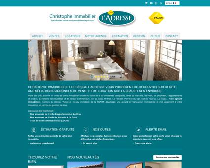 Immobilier Le Pradet et La Crau | Christophe...