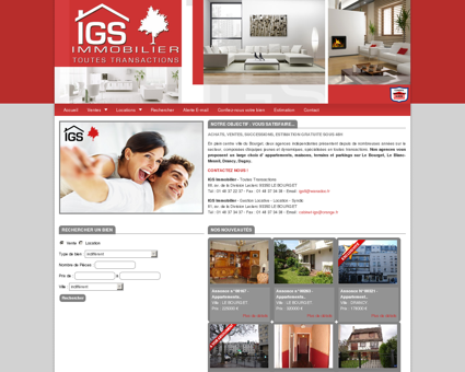 IGS immobilier - Agence immobiliere à Le...