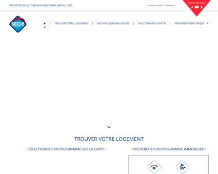Accueil - SECIB Immobilier promoteur et...