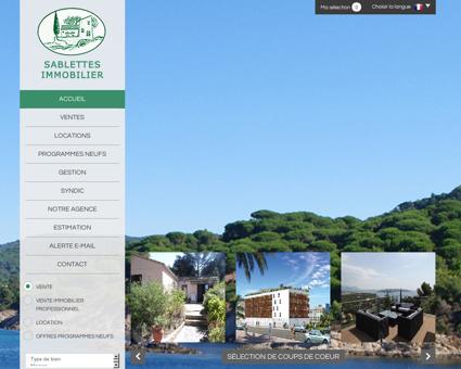 Immobilier La Seyne sur Mer - Sablettes...
