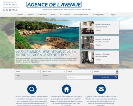 Immobilier la Seyne sur mer - Agence...