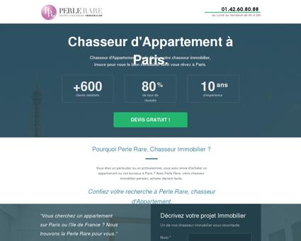 Immobilier Trinité - Vous Cherchez un Bien à Paris 9e...