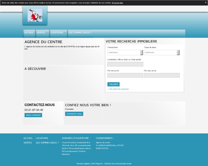 Annonces immobilier (Vente, Location) Agence...