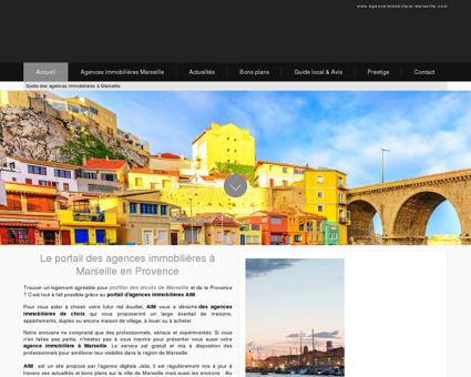 Agence immobilière à Marseille - Guide...